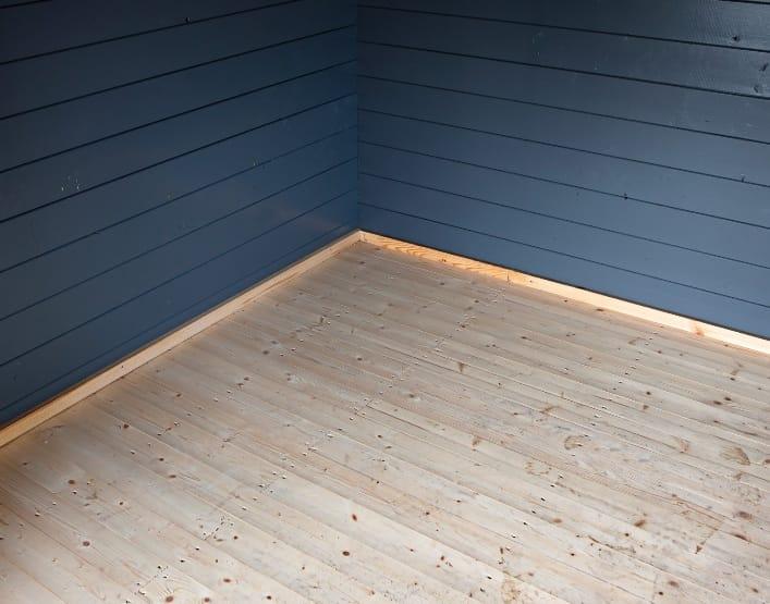 Log Cabin Floor As An Option Tuin Tuindeco Blog