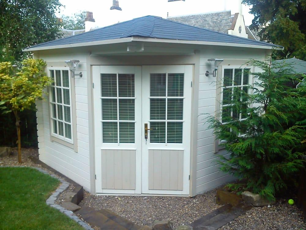tuin log cabin type construction advice tuin tuindeco blog. Black Bedroom Furniture Sets. Home Design Ideas