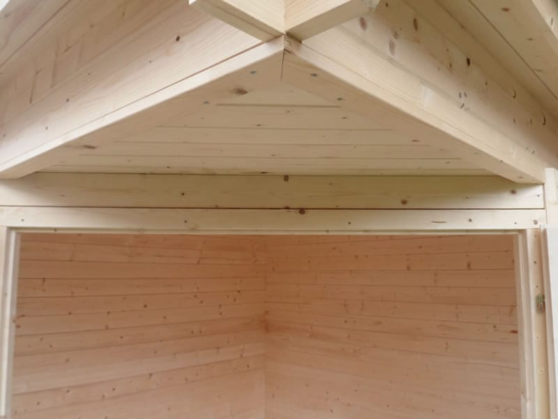 Tuin Log Cabin Type Construction Advice Tuin Tuindeco Blog