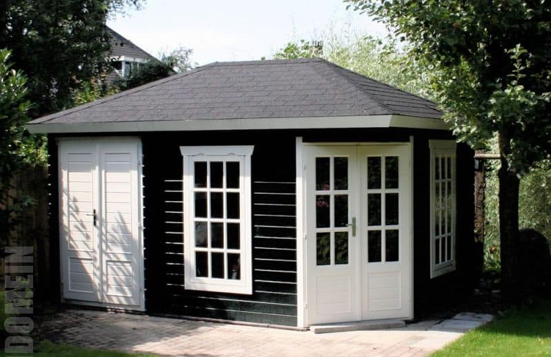 cabin extension tuin tuindeco blog. Black Bedroom Furniture Sets. Home Design Ideas