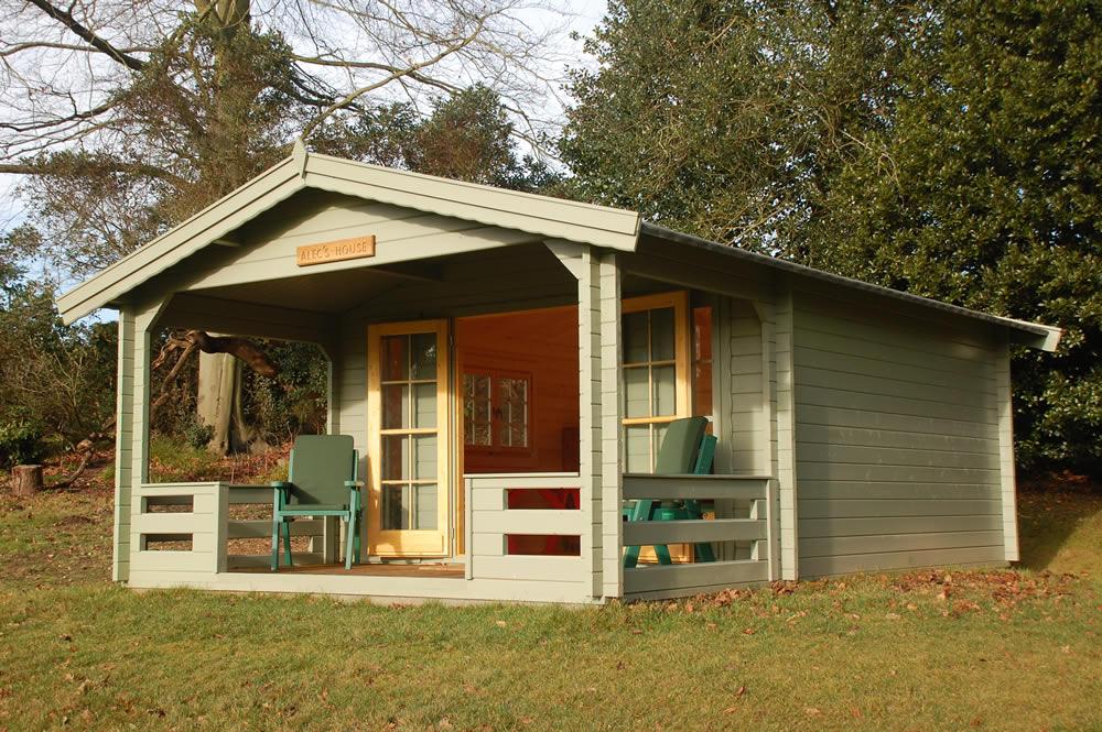 blog naming your cabin