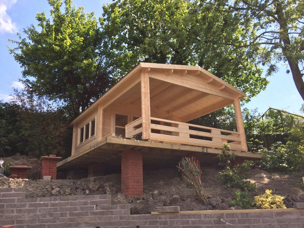 Tuin installation philip tuin tuindeco blog for Brick cabin