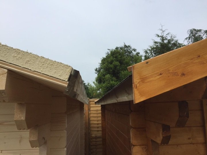 Log Cabins 45mm Tuin Tuindeco Blog