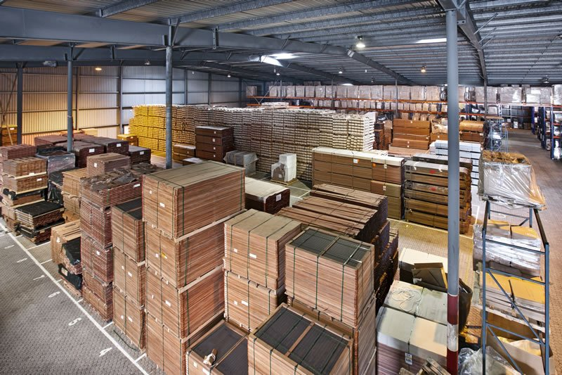 Tuindeco Warehousing