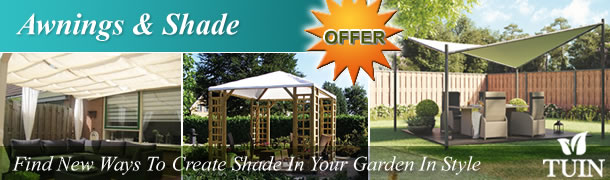 Garden Awning And Shade