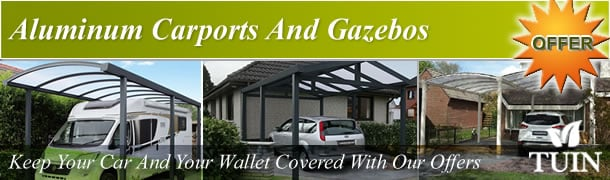 Aluminium Carports And Gazebos