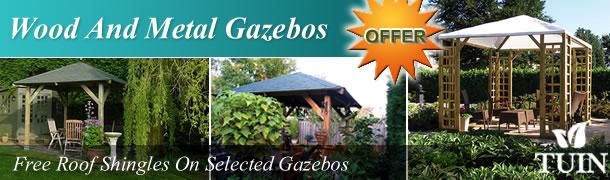 Tuin Gazebos