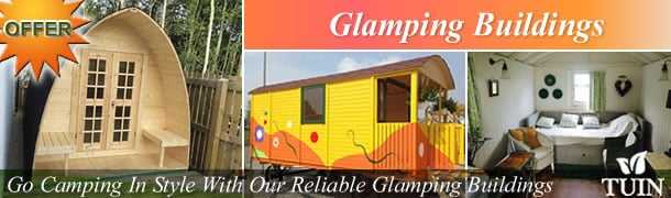 Glamping Buildings