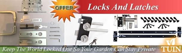 Garden Gate Locks And Latches