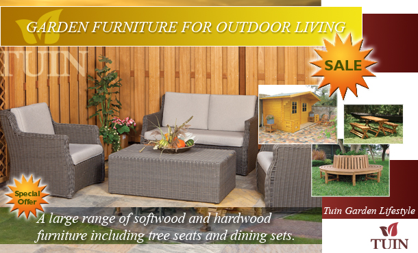 Huge range of garden furniture