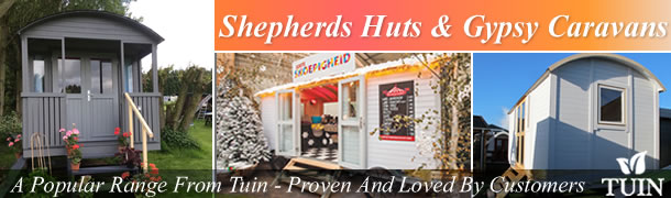 Shepherds Huts And Gypsy Caravans