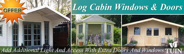 Log Cabin Windows And Doors