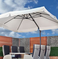 Garden Patio Parasols