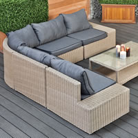 Garden Sofa and Lounge furniture Sets