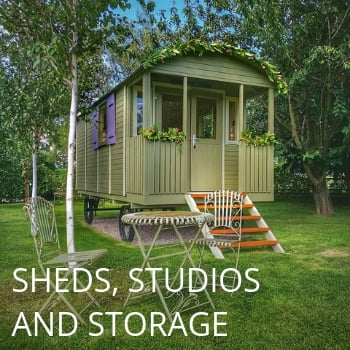 Sheds, Studios and Storage
