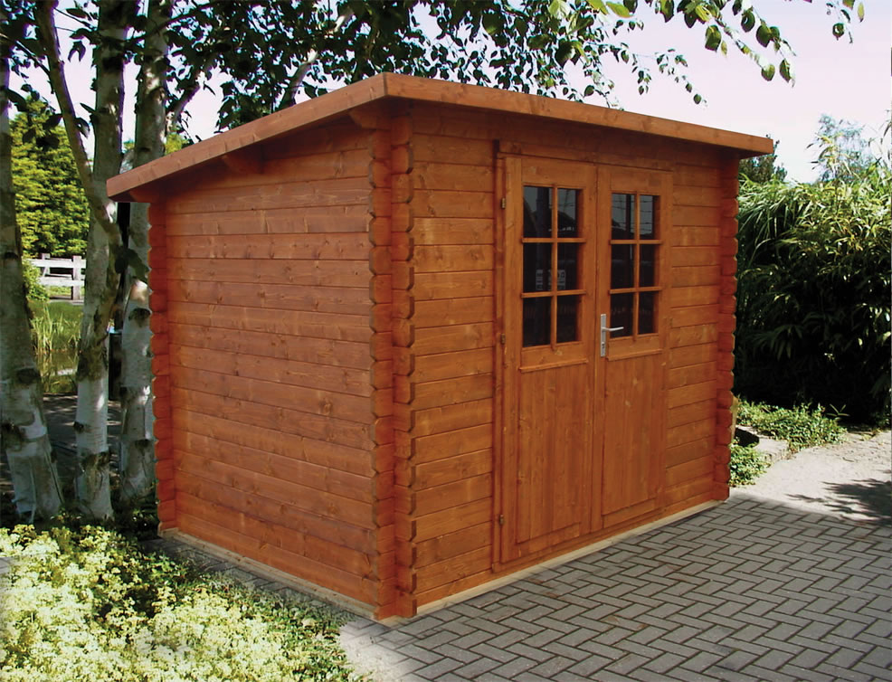 Kris Pent Log Cabin