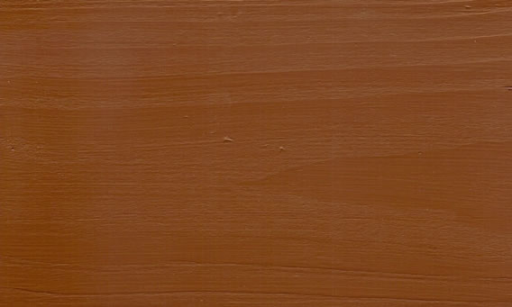 Brown timber paint