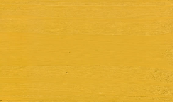 Yellow timber paint