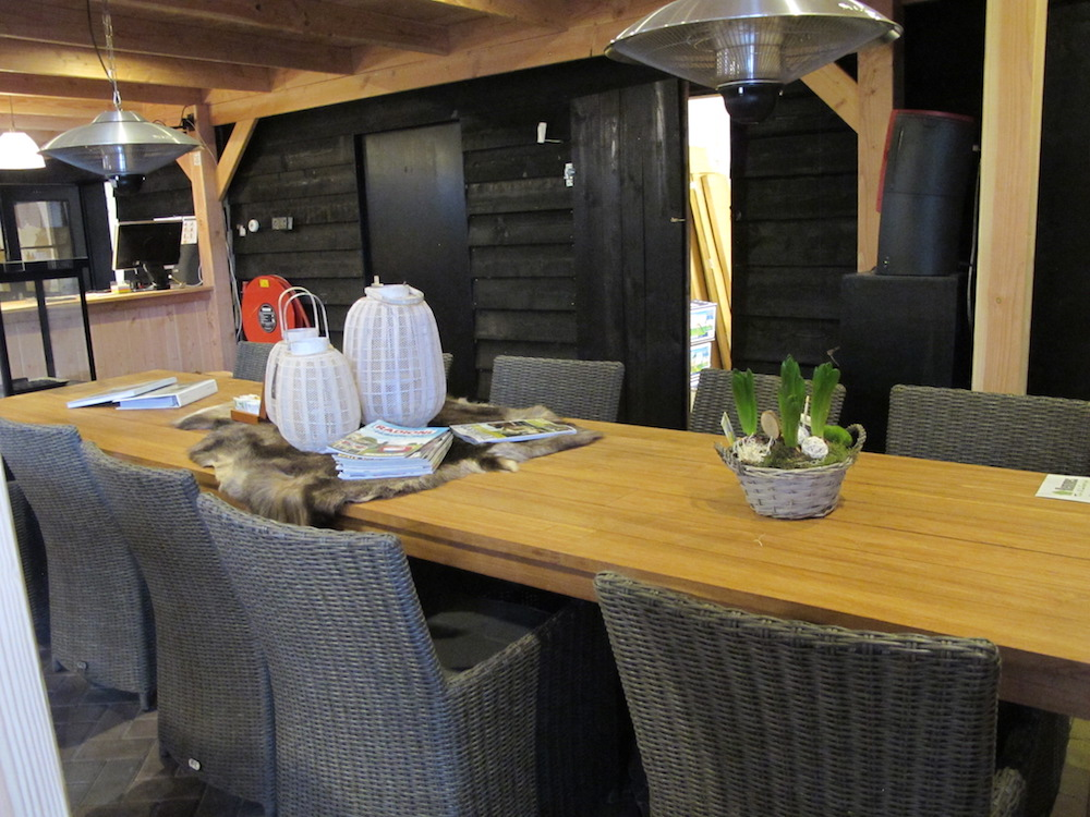 Dinner Set Tuin : Outdoor dining set create your own