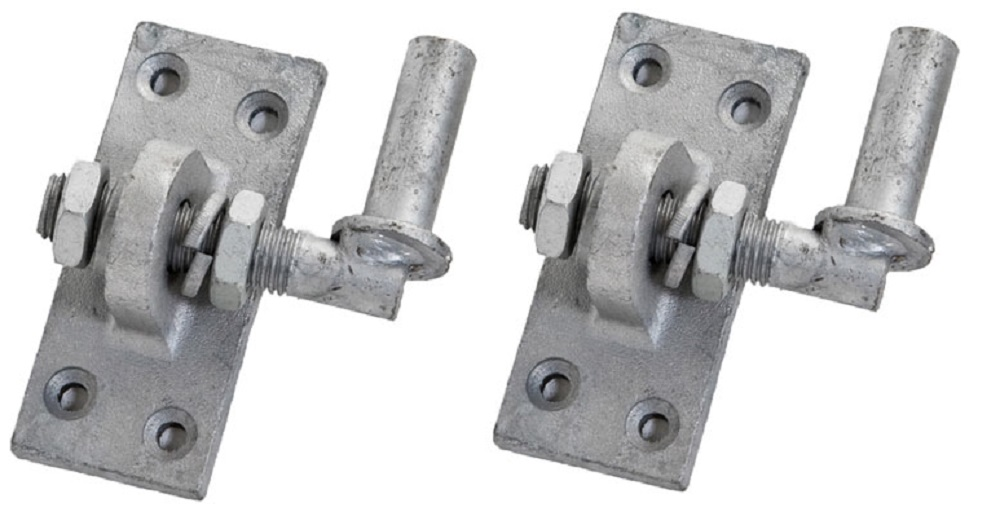 Adjustable Hinge Spigot