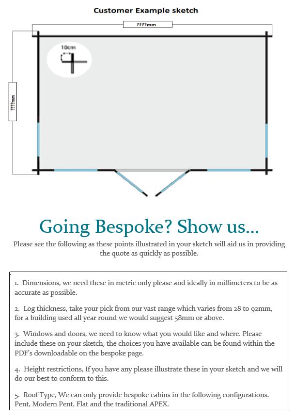 Going Bespoke?
