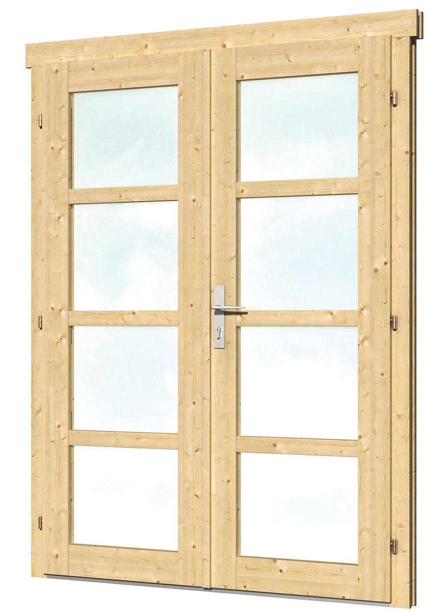40.2010 Double Door - D1 - W142.5 x H190cm