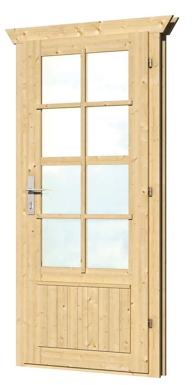 40.2033 Single Door - D11 - W83 x H188cm