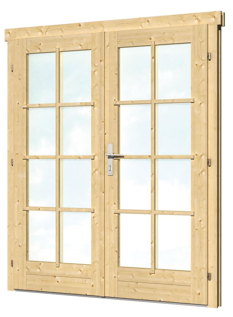 40.2011 Double Door - D2 - W159 x H190cm
