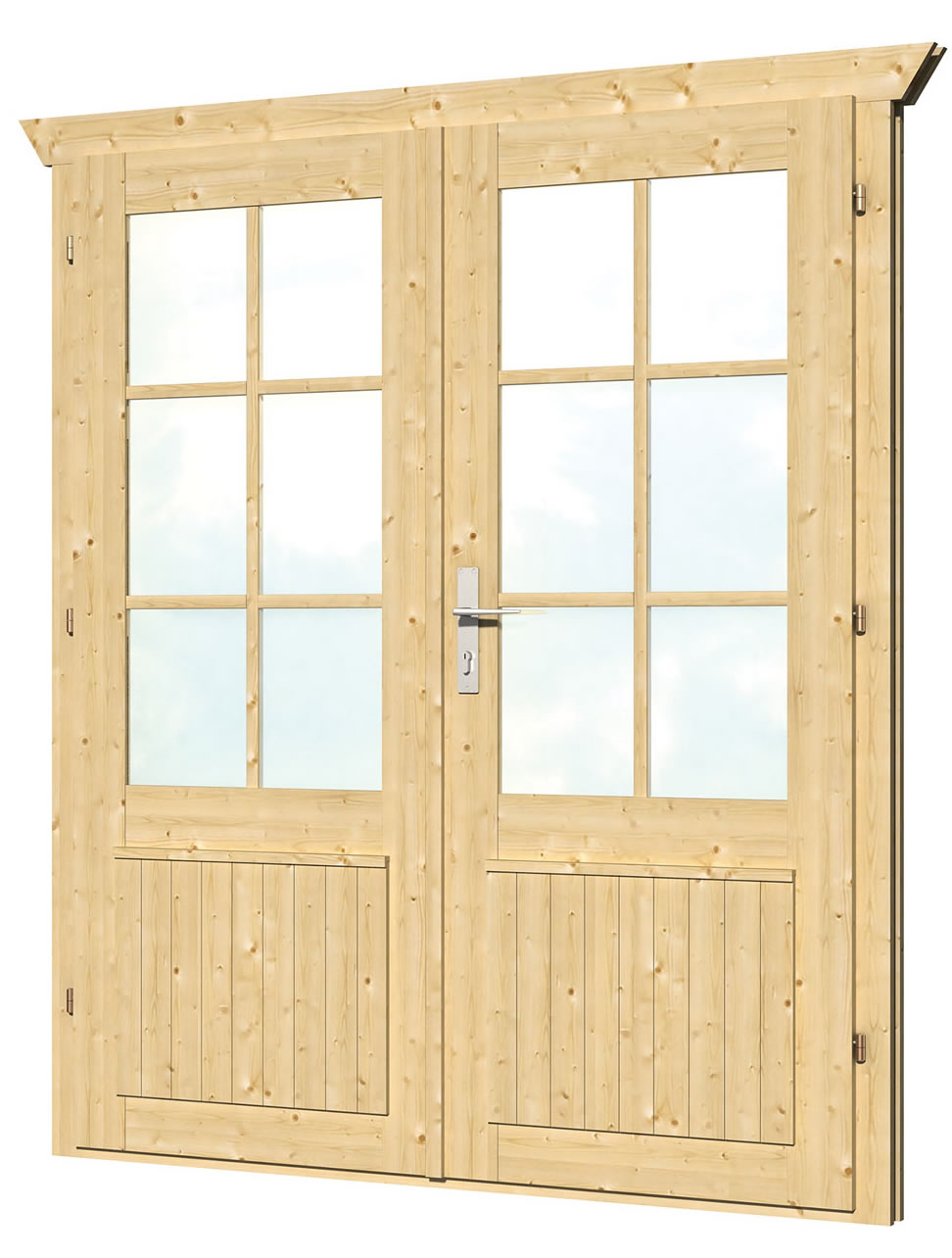 40.2012 Double Door - D3 - W159 x H190cm
