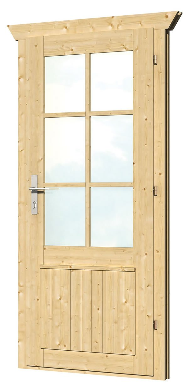 40.2015 Single Door - D6 - W83 x H190cm