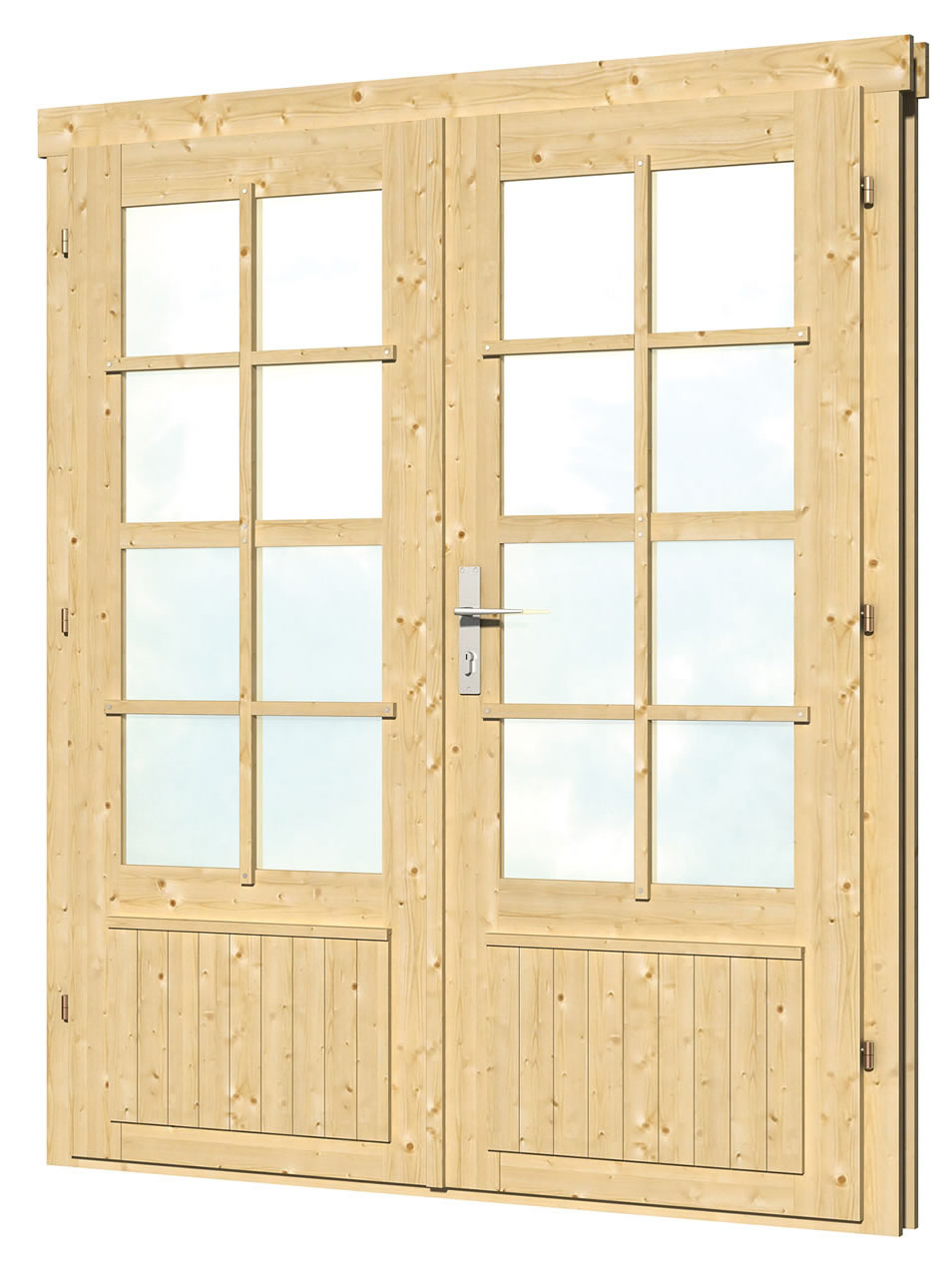 Doors for log cabin and garden buildings up to...