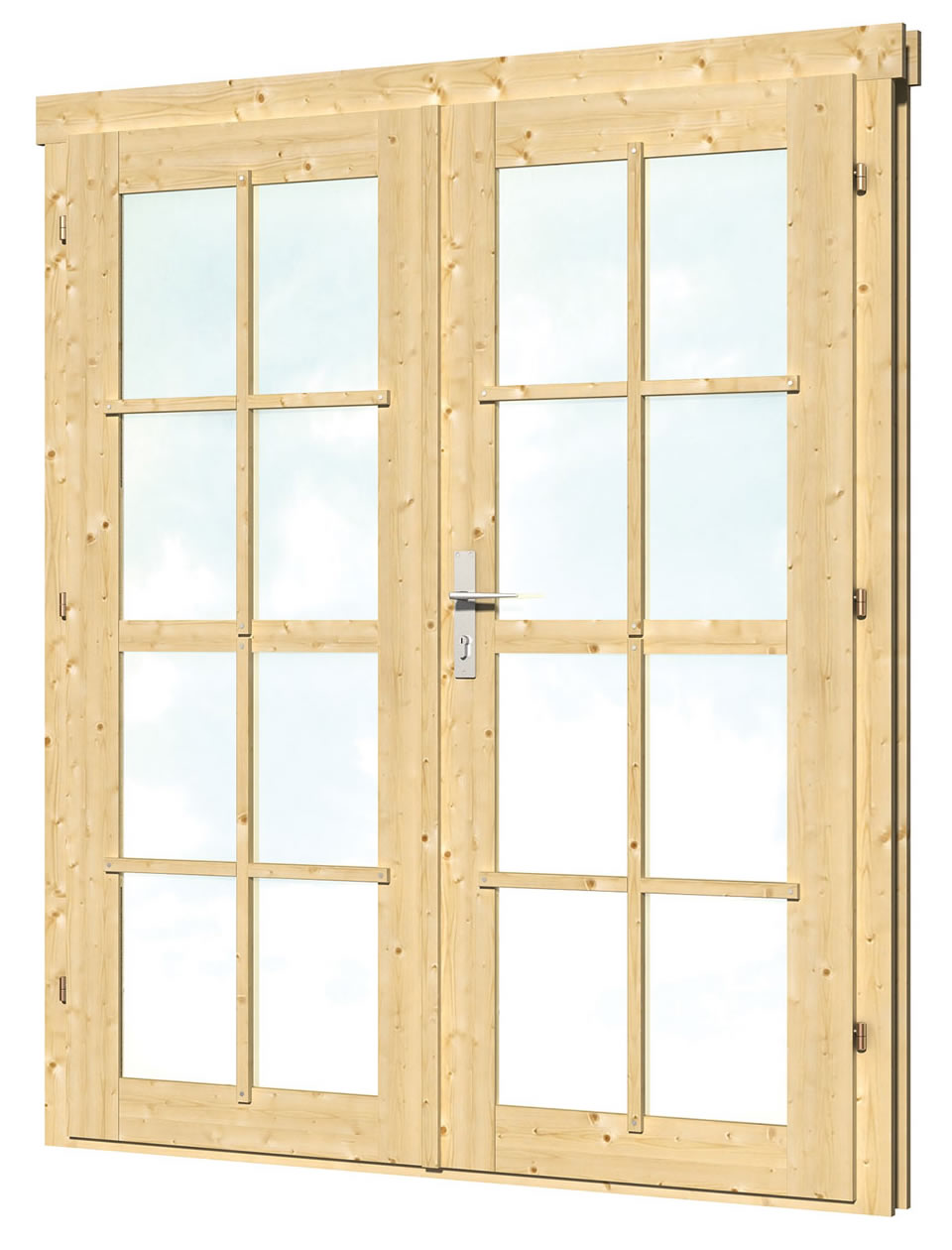40.2031 Double Door - DL8 - W159 x H188cm