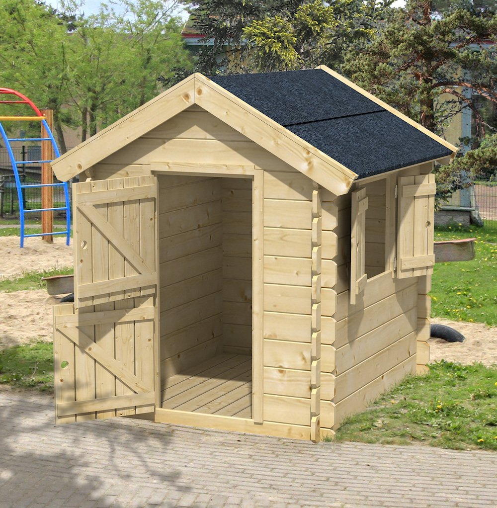 Gandalf 19mm log cabin playhouse