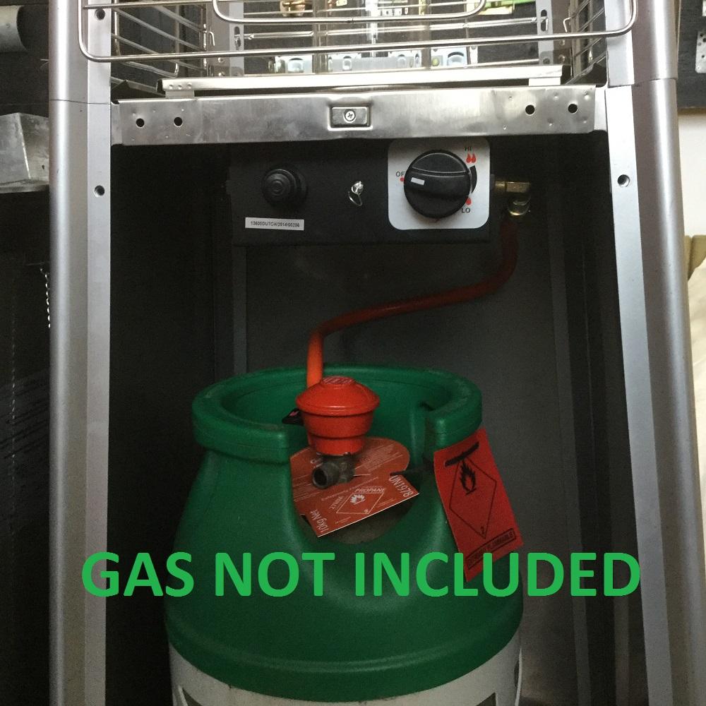 Gas Pyramid Heater