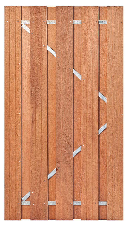 Solid security Hardwood Garden Gate