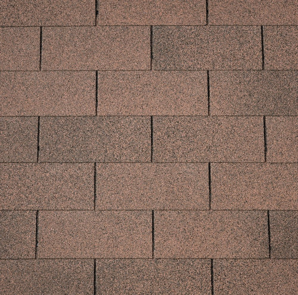 IKO Brown Felt Shingles