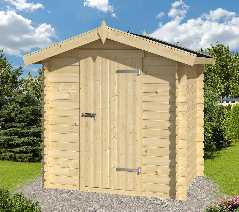 Irina small log cabin