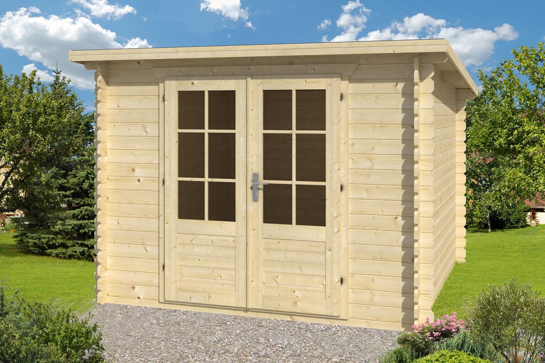 Jorgen Pent Log Cabin 2 9x2 9m