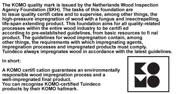 KOMO Timber