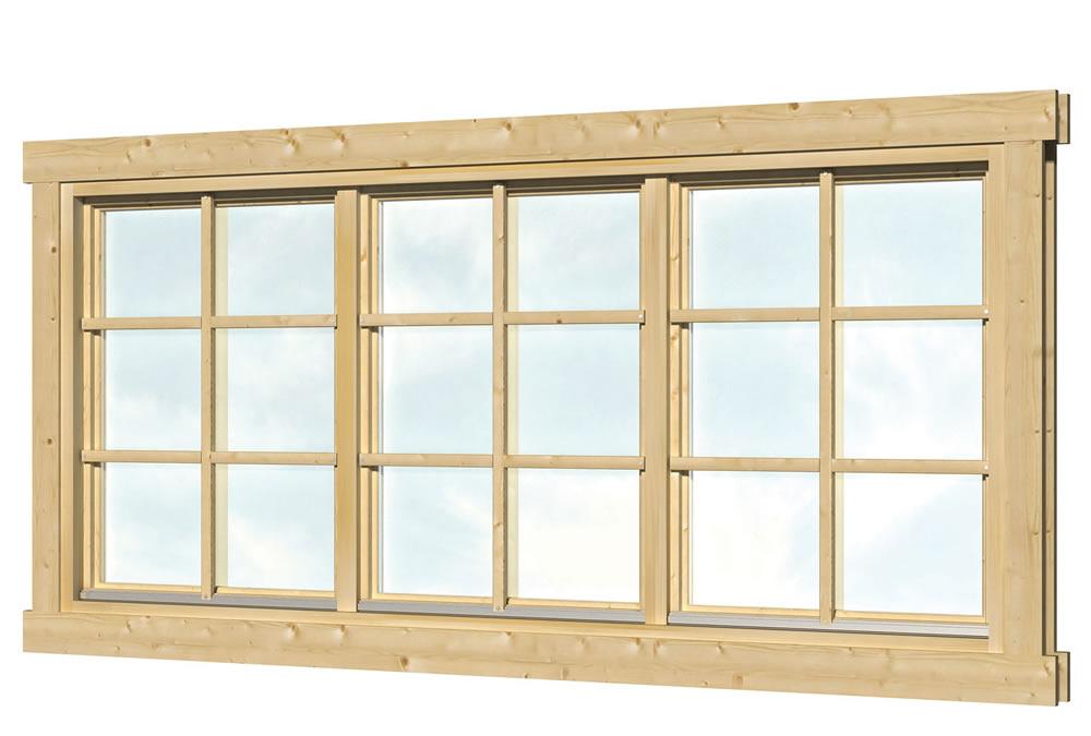 40.2020 Tilt and Turn Window - L1 - W212cm x H96.6cm