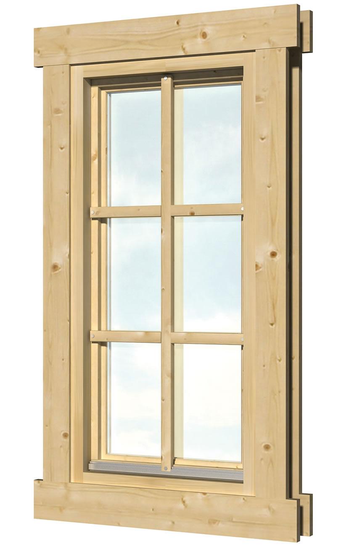 40.2024 Tilt and Turn Window - L5.2 - W50cm x H100cm