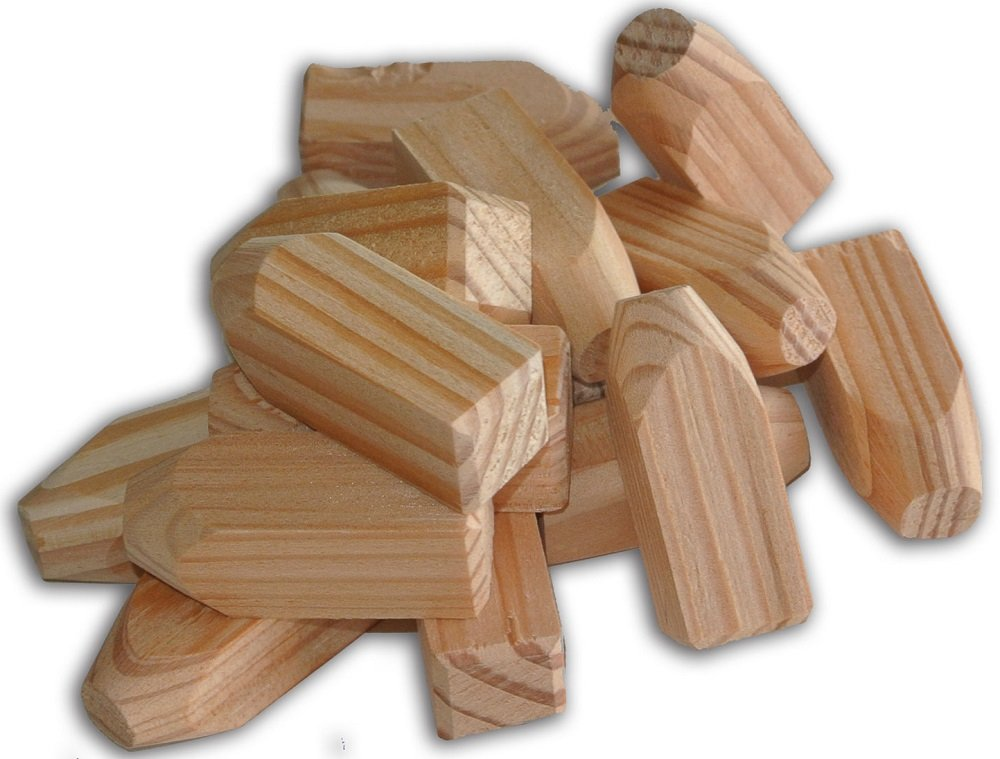 Larch Timber Peg
