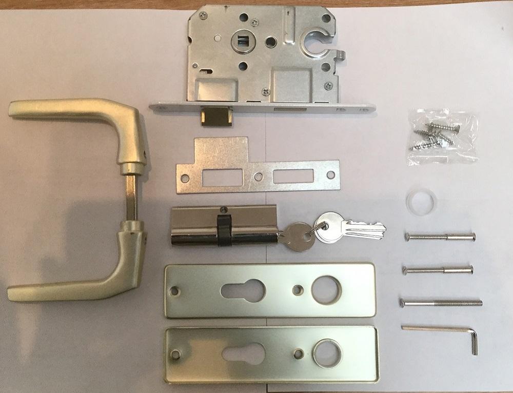 Lock For Garden Gate Set