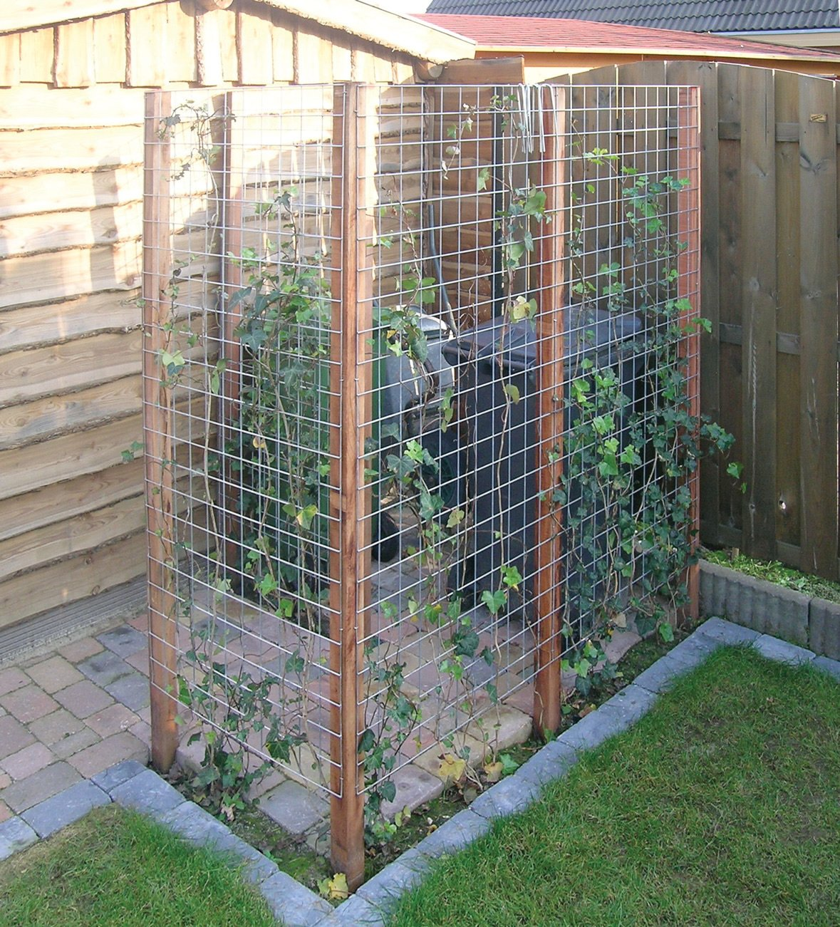 Mesh Screen for landscaping