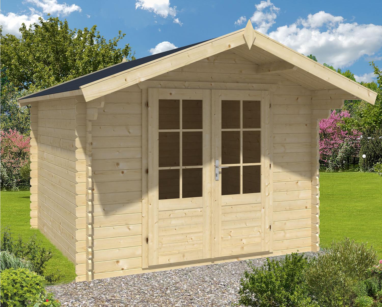 Perlund Log Cabin