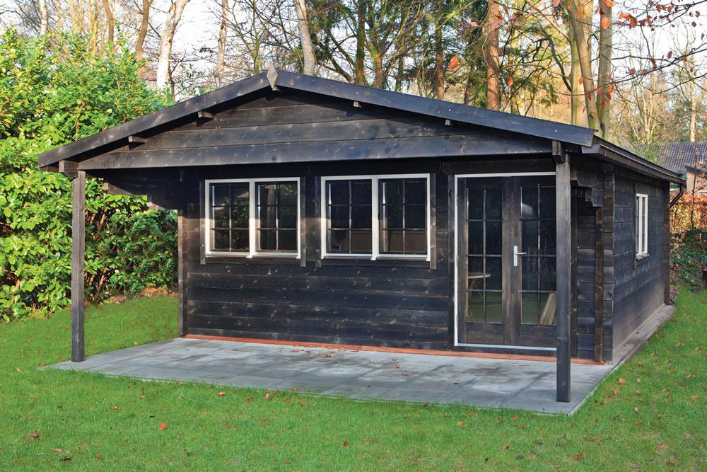 Rune Log Cabin