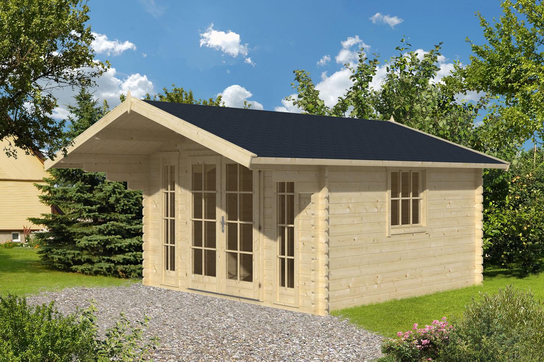 Soren Log Cabin