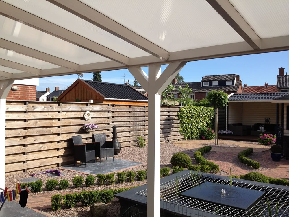 Veranda post props can add a touch of nostalgia, they are essential with standalone canopies without a wall section