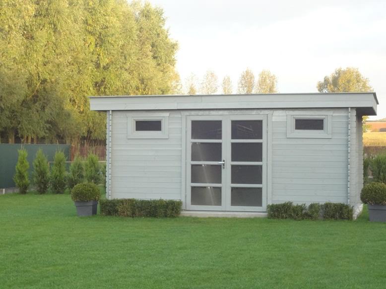 Zutphen Log Cabin