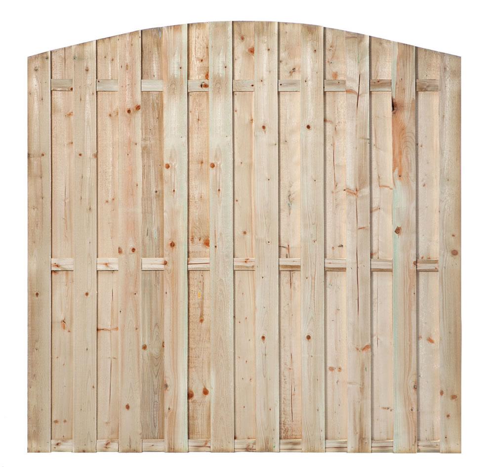 Aalsmeer european fence panel for Brise vue jardin brico depot